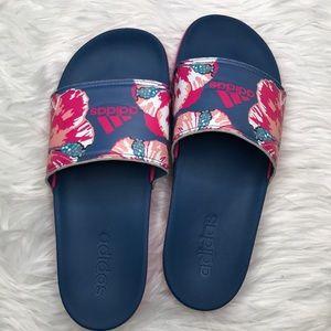 Adidas Slides size 10
